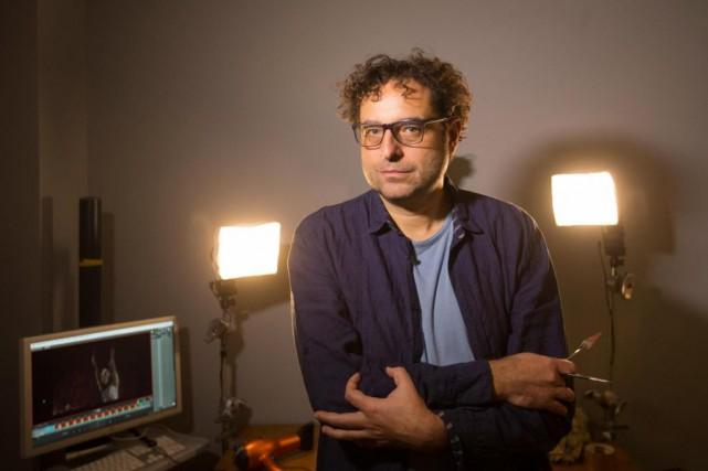 Theodore Ushev innovera avec son prochain projet, Physique... (Photo Ivanoh Demers, La Presse)