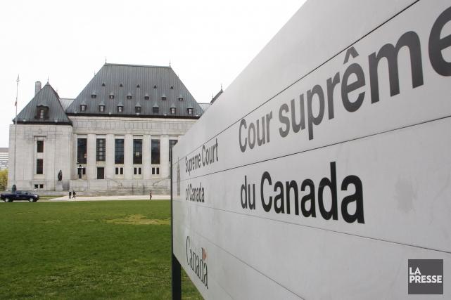 La Cour suprême du Canada... (Archives La Presse)