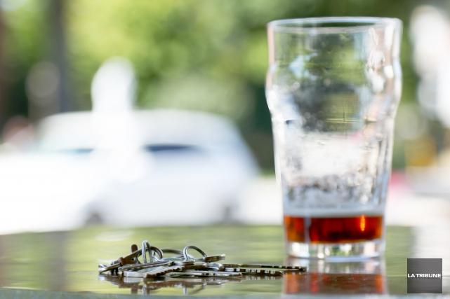Les résultats des tests effectués sur 10 modèles d'alcootests vendus au public,... (Archives La Tribune)