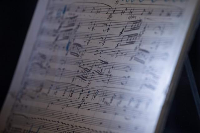 La Symphonie n°2 de Gustav Mahler... (PHOTO AFP)