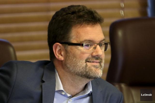 Maxime Pedneaud-Jobin... (Patrick Woodbury, Le Droit)