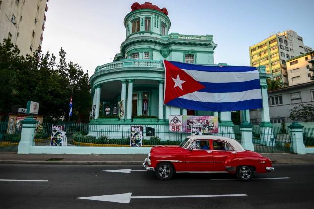 Cuba se recueillait mardi pour une deuxième journée... (AFP)