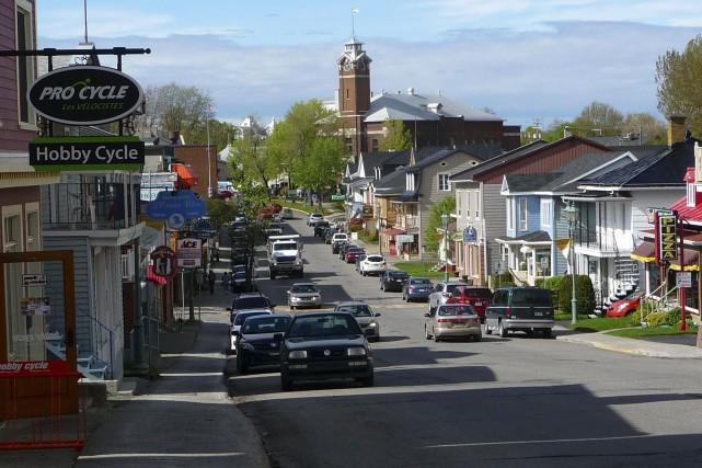 Rivière-du-Loup partage le titre de ville entrepreneuriale de... (Photothèque Le Soleil)