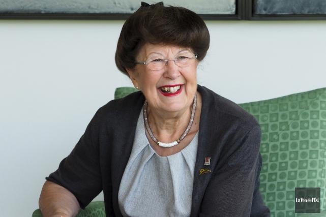 Selon la mairesse de Bromont, Pauline Quinlan, le... (archives La Voix de l'Est)