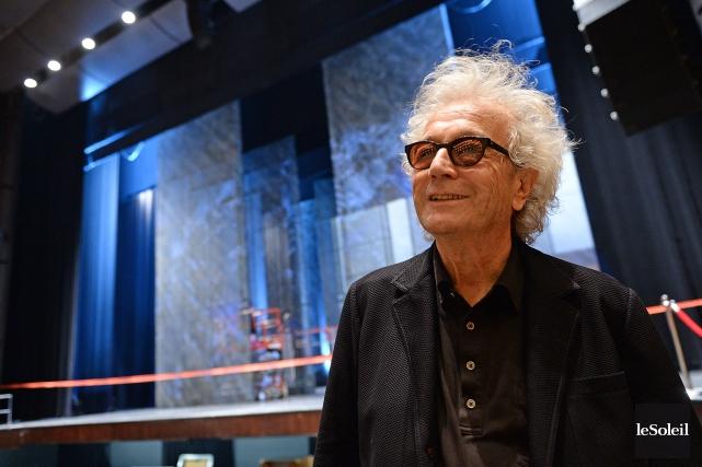 Luc Plamondon... (Le Soleil, Patrice Laroche)