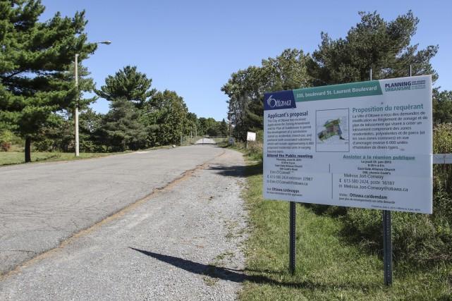 Ancienne base de Rockliffe... (PAtrick Woodbury)