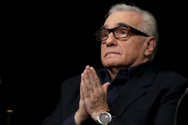 Le directeur Martin Scorsese présentera son nouveau film... (AFP, Patrick Kovarik)