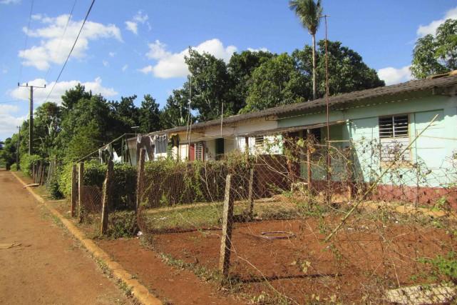 Fidel Castro a fait construire 150 maisons à... (Le Soleil, Mylène Moisan)