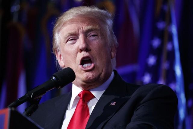 Donald Trump... (AP)