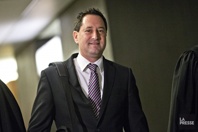 Michael Applebaum... (Photo Patrick Sanfacon, archives La Presse)