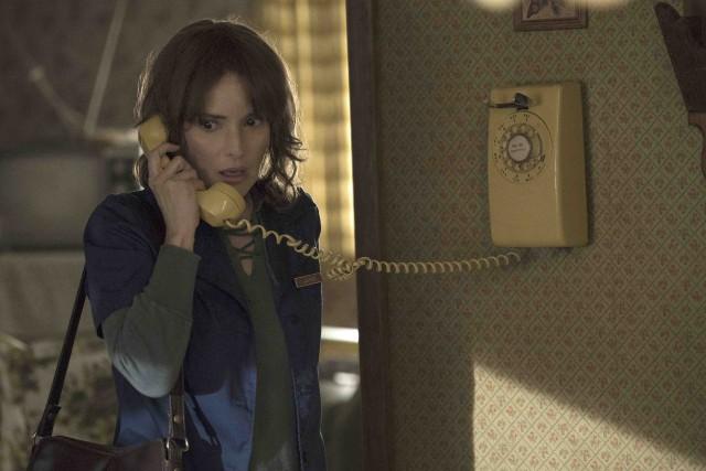 Winona Ryder dans Stranger Things, une des séries... (Fournie par Net flix)