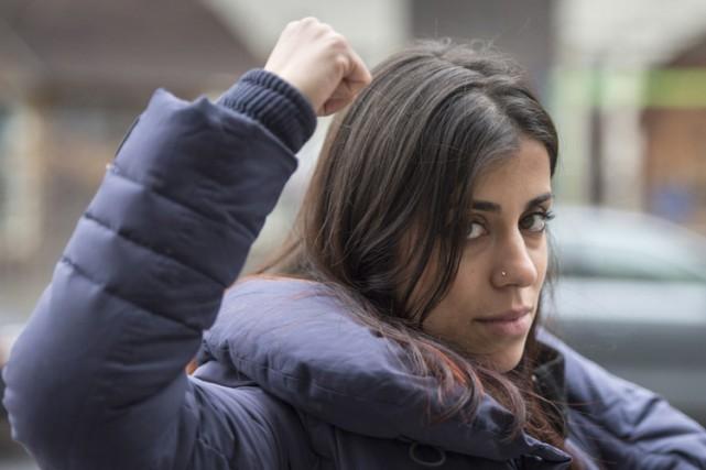 Neda Topaloski... (La Presse Canadienne)