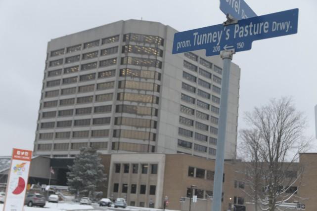 Les gouverneurs de l'Hôpital d'Ottawaont rejeté, plus tôt... (Étienne Ranger)