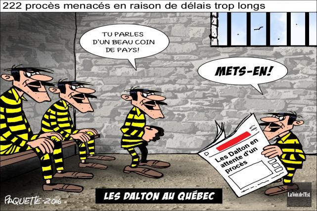 (Serge Paquette, La Voix de l'Est)