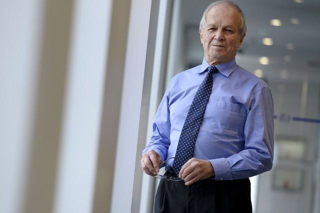 Le docteur Fernand Labrie, président et directeur général... (Le Soleil, Yan Doublet)