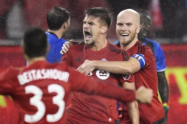 Relisez le clavardage du match retour de la finale de l'Est de la MLS entre... (PHOTO PC)