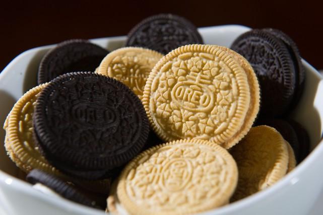 L'usine de production de biscuits et de craquelins de Montréal du géant de... (Photo David Paul Morris, archives Bloomberg)