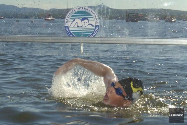 Je signe et je persiste: nager 34 ou... (Archives, La Tribune)