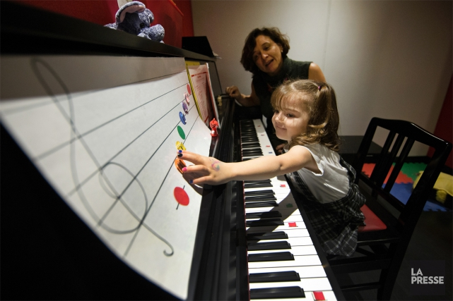 Quelle est la véritable nature de l'apprentissage musical... (PHOTO ROBERT SKINNER, LA PRESSE)