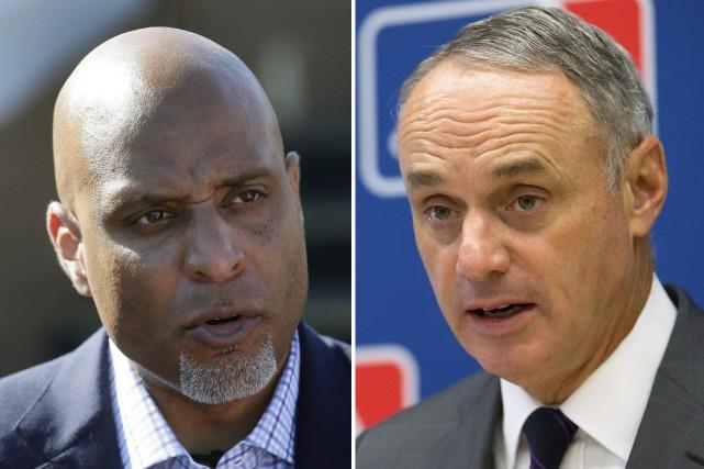 Le directeur exécutif de l'Association des joueurs (MLBPA),... (Photos AP)