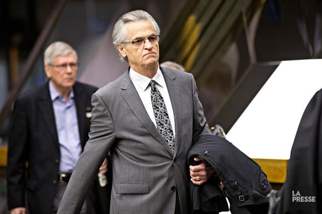 Gilles Deguire était accusé d'agression sexuelle et d'attouchements... (Patrick Sanfaçon, La Presse)