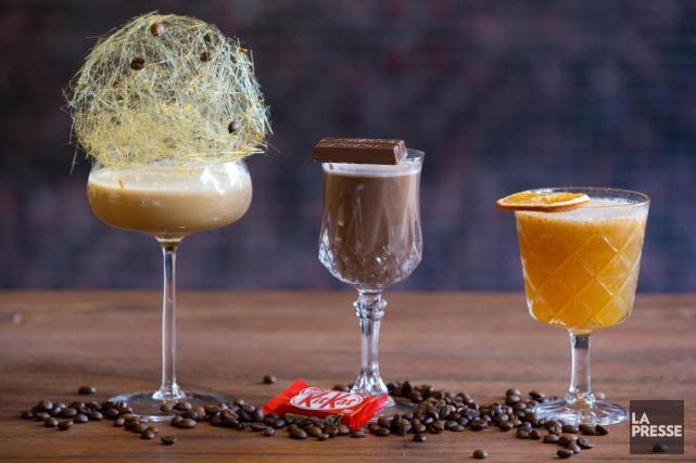 Avec l'engouement de la dernière décennie pour les cafés de la troisième vague... (PHOTO FRANÇOIS ROY, LA PRESSE)