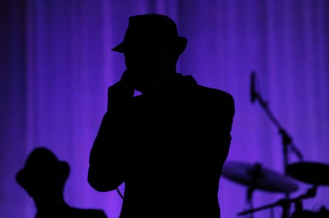 Une soirée en hommage à l'artiste disparu Leonard... (PhotoJosep Lago, Agence France-Presse)