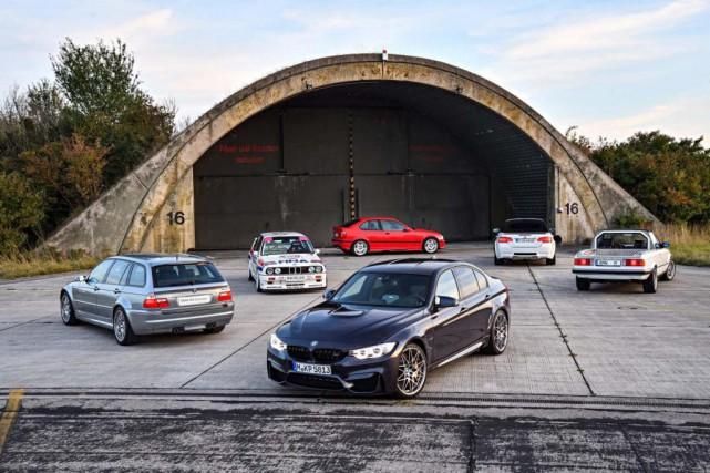 Les ingénieurs de BMW ont conçu toutes sortes... (Photo fournie par le constructeur)