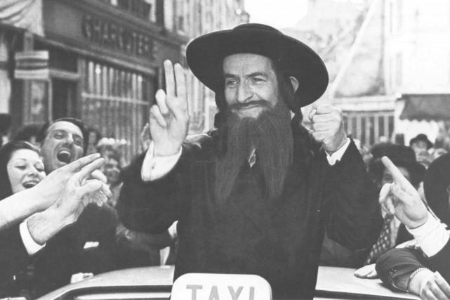Plus de 40ans après son succès populaire,Rabbi Jacobrevient: une... (Archives Le Soleil)