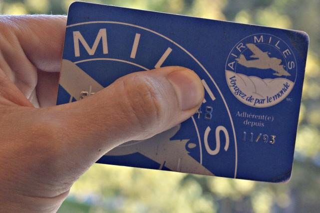 Le programme Air Miles a été lancé en... (Photothèque Le Soleil, Patrice Laroche)