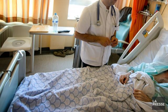 La première étude, menée au centre médical Langone... (PHOTO MARCO CAMPANOZZI, ARCHIVES LA PRESSE)