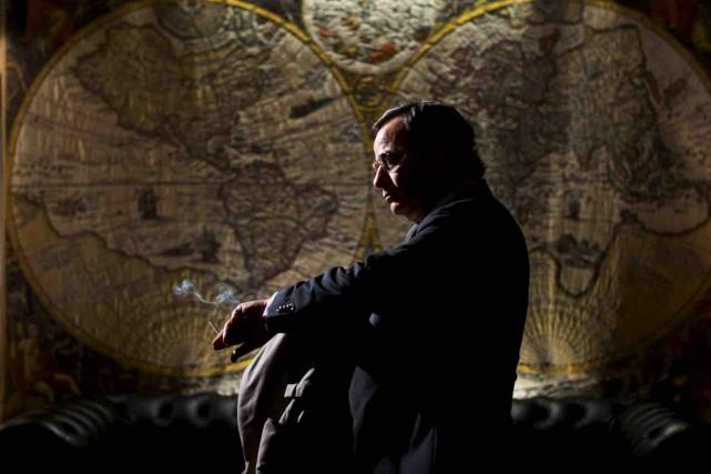 Eduard Fernandez compose un Paco imperturbable et suave,... (Fournie par AZ Films)