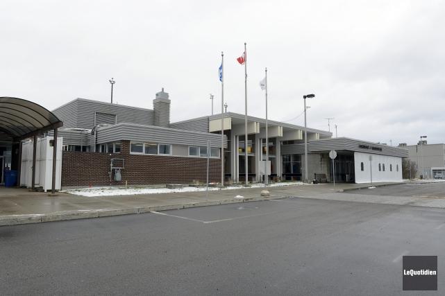 L'aéroport de Bagotville... (Archives Le Quotidien, Jeannot Lévesque)