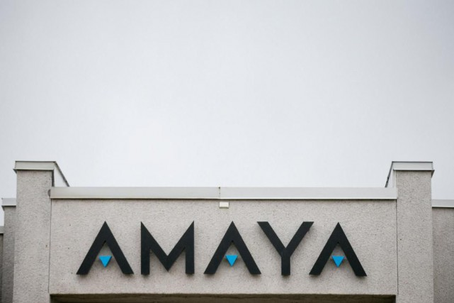 Amaya a réduit son personnel de 25% à... (Photo David Boily, Archives La Presse)