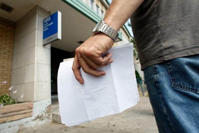 Le recul du taux de chômage en novembre... (Photothèque Le Soleil)