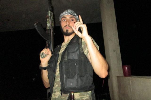 Ismaël Habib est revenu de Syrie en 2013.... (photo tirée du compte Facebook d'Ismaël Habib)
