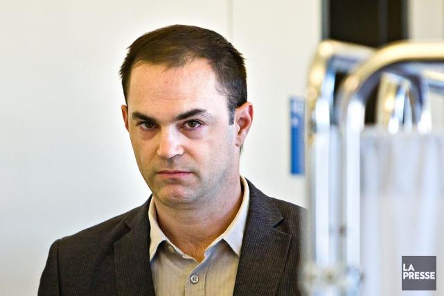 Guy Turcotte avait été reconnu coupable par un... (PHOTO PATRICK SANFAÇON, ARCHIVES LA PRESSE)