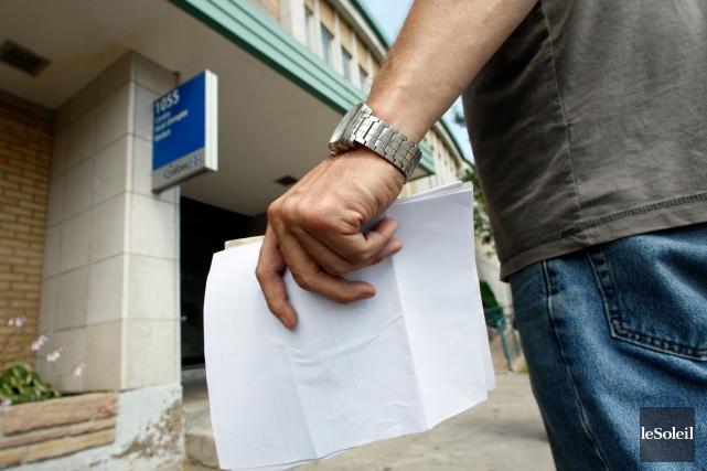 À 4,4%, le taux de chômage dans la... (Photothèque Le Soleil)