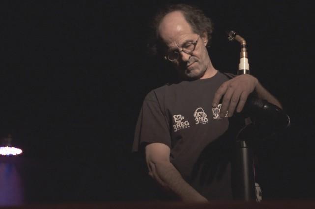 Denis Bouchard, trègliste... (Courtoisie, Télé-Québec)