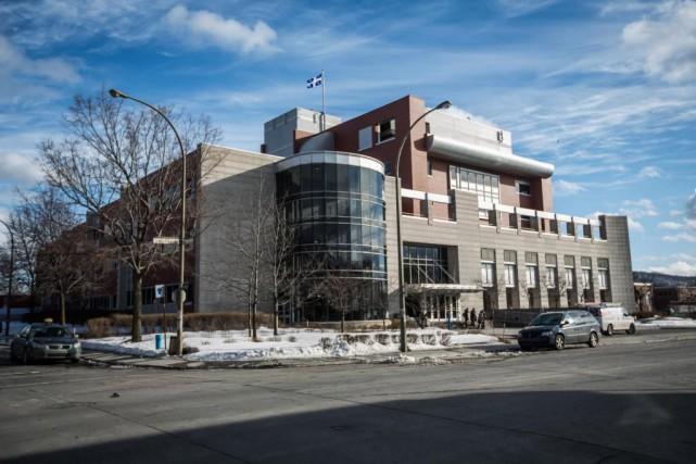 Le Tribunal de la jeunesse, qui accueillera désormais... (PHOTO OLIVIER PONTBRIAND, LA PRESSE)