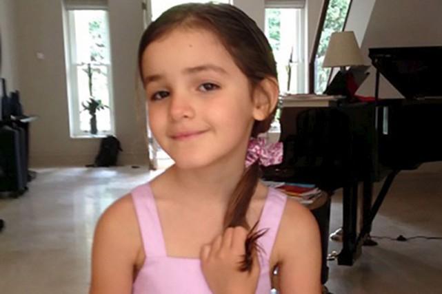 Layla Sabry, 9 ans... (La Presse Canadienne, Niagara Regional Police)