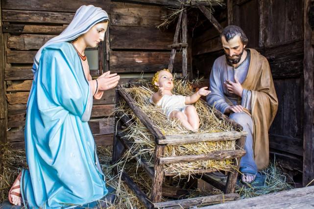 «Il va naître? Il est venu! Alors pourquoi,... (123RF)