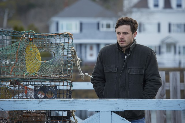 Casey Affleck dans Manchester by the Sea...