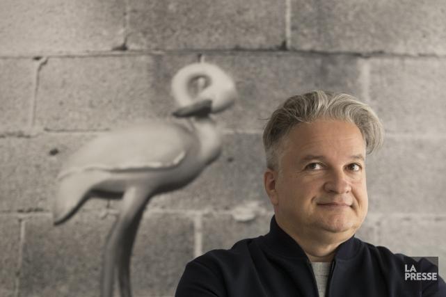 Daniel Bélanger a passé deux ans dans son... (Archives La Presse)