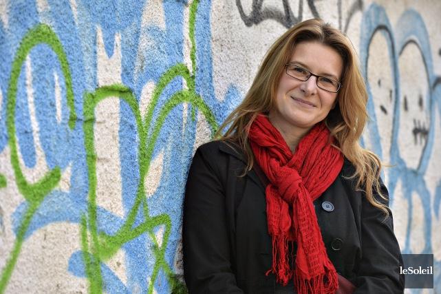 Chantale Gingras... (Le Soleil, Patrice Laroche)