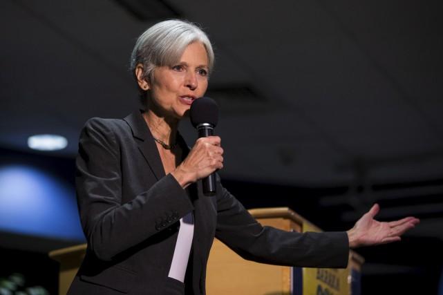 L'ex-candidate du parti Vert à la présidentielle américaine... (Archives AP, Christopher Dolan/The Citizens' Voice)