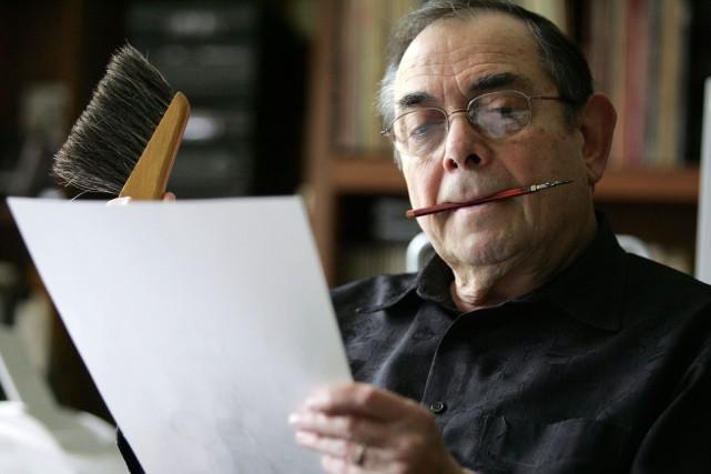 Marcel Gotlib... (PHOTO FRANCOIS GUILLOT, AFP)