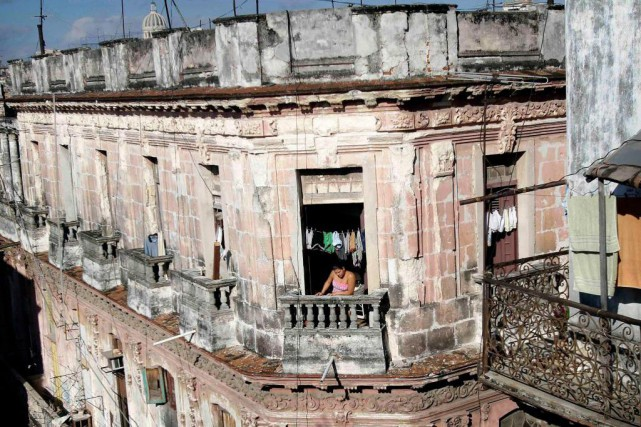 «La grande faute de Fidel Castro est moins... (Photo Franklin Reyes, Associated Press)