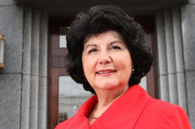 Francine Ruest-Jutras a quitté la présidence du conseil... (Archives)