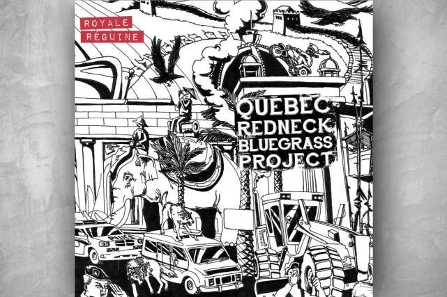 CRITIQUE /Le Québec Redneck Bluegrass Project poursuit dans la joie son chemin...